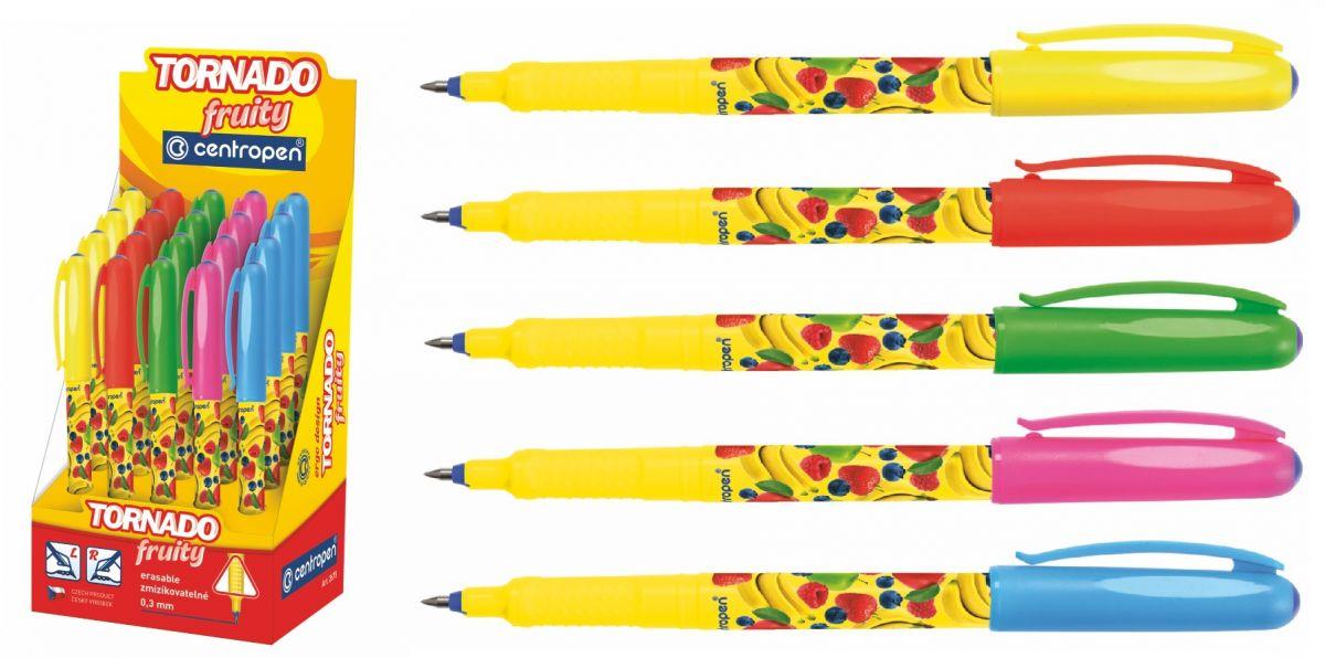 Školní roller TORNADO ergo Fruity Centropen