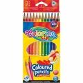Trojhranné pastelky Colorino 12ks v balení