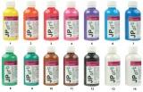 Univerzální akrylátové barvy lesklé, glitrové 50g