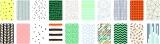 Blok s motivem - MINIMALISMUS 270 g/m2, 20 listů Folia