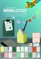 Blok s motivem - MINIMALISMUS  270 g/m2, 20 listů