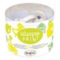 Farma - pěnová malovací razítka StampoPaint sada (12ks)