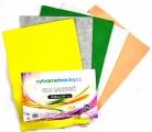 Filc A4- sada 10listů mix barev, 180g velikonoční