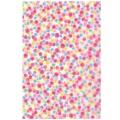 Papír Décopatch - Prostorové barevné puntíky