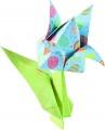 Papíry na skládání Origami - květiny 170 listů Folia