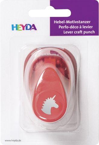 Razidlo (děrovačka, raznice) jednorožec 1,5cm HEYDA