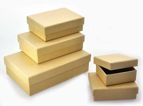 Sada krabiček 5 ks, 7-17 cm PLAYBOX