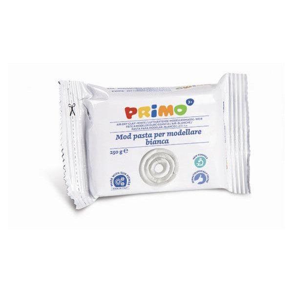 Samotvrdnoucí hmota PRIMO, 250g, bílá